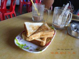 RotiKawin, Sibu, Sarawak.